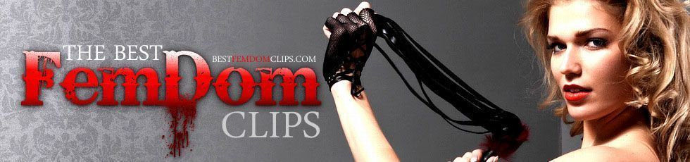 Mistress Gaia shoves foot inside slave's mouth | Best Femdom Clips